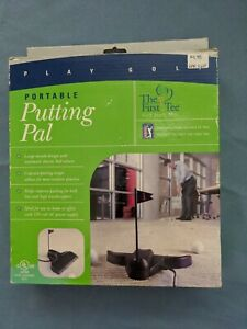 The First Tee Portable Electric Putting Pal With Golf Ball Return