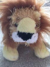 NEW Webkins Lil'Kins Lion GANZ Plush Stuffed Animal Mint HS006 Unused Code