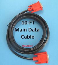 10' Replacement MAIN DATA CABLE Autel MaxiDas DS 708 Scan Tool cord adapter NEW