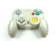 MadCatz Wireless 2.4 Pearl Nintendo GameCube Controller