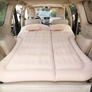 On-board inflatable bed SUV special car boot mattress travel folding air cushion