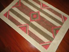 RALPH LAUREN SOUTHWESTERN HAND TOWEL MAT BROWN TAN GREEN RED SOUTHWESTERN 20X29