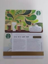 MEXICO - STARBUCKS CARD - HOW TO MAKE COFFEE - 6132