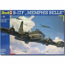 Model Aircraft B-17f Memphis Belle 1:48 SCALE NEW