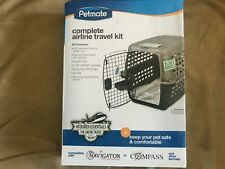 Petmate Complete airline travel kit^Required essentials for airline travel-NEW