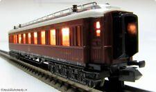 Minitrix 13711 ciwl vagón restaurante Orient Express EP I