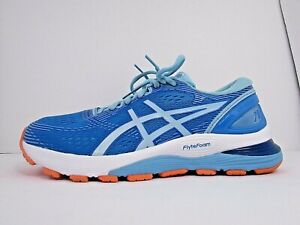 WOMEN'S ASICS GEL NIMBUS 21 size 7 !WORN LESS THAN 10 MILES !RUNNING!NO INSOLES