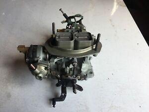 Vintage Holley Carburetor Rebuilt Fits Aries, Reliant, Omni, Horizon, 1982 2 bbl