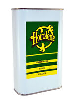 1 Ltr Can Horolene Ammoniated Clock & Brass Cleaning Solution