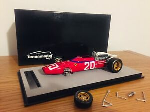 Ferrari 312 F1-67 Monaco GP 1967 C.Amon #20 Tecnomodel 1/18