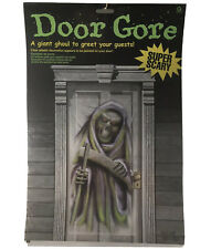Halloween Amscan Door Decoration Gore-Grim Reaper