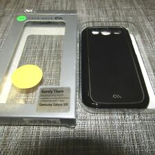 CASEMATE BARELY THERE FOR SAMSUNG GALAXY S3, BLACK, 1266