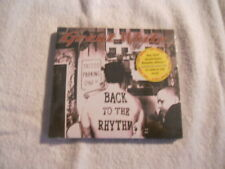 """Great White """"Back to the Rhythm"""" Frontiers Records cd  New Sealed"""