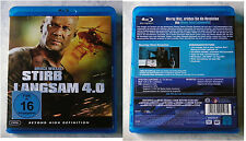 STIRB LANGSAM 4.0 .. Blu-ray TOP (ungespielt)