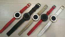 Pebble Time Round Very Good Condition 14mm 20mm Strap Worldwide Shipping