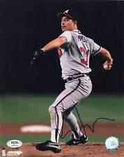 Greg Maddux Braves Signed 8x10 Photo Autograph Auto PSA/DNA AJ70133