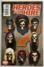 Heroes For Hire Comic Issue 15 Modern Age First Print 2007 Wells Lee Kirk Garza