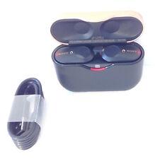 Sony WF-1000XM3 Noise Canceling Headphones In-Ear WF1000XM3 Black FREE SHIP