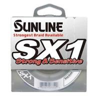 Sunline Siglon Braided Linie X4 200M P.E 0.6 10LB Multi Color 4053