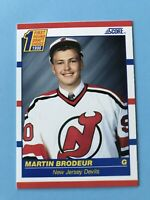 Martin Brodeur Score USA Rookie Hockey Card #439 New Jersey Devils