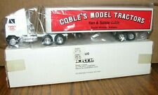 1/64 Coble's Model Tractors South Whitley Indiana Mack Semi Truck Ertl Toy #9876