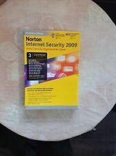 Norton Internet Security 2009 ( 3 PCs) Premier Edition