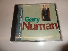 CD  Gary Numan  – Document Series Presents