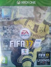 FIFA 17. JUEGO PARA XBOX ONE. PAL-ESP. NUEVO, PRECINTADO.
