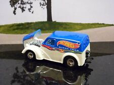 HOT WHEELS ANGLIA PANEL IN BLUE & WHITE LIMITED EDITION 1/64 SCALE DIECAST