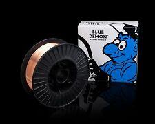 ERCuSi-A X .035 X 33 lb Spool MIG Silicon Bronze Blue Demon copper welding wire