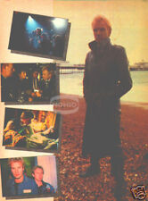Sting Pinup magazine Pinup collage page Police 80's