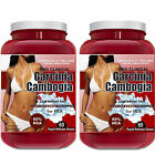 2 x Garcinia Cambogia Extract Pro Clinical Weight Loss 100 HCA DIET