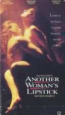Red Shoe Diaries 3 - Another Womans Lipstick VHS EROTIC THRILLER