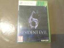 RESIDENT EVIL 6 ( XBOX 360 )