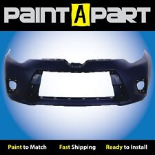 2014 Toyota Corolla (CE, L, LE, LE ECO) Front Bumper Cover (TO1000399) Painted