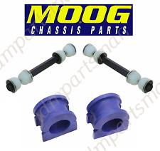 Cadillac Chevrolet GMC MOOG Front Sway Bar Link & Bushing (2) K700538 + K200222