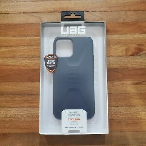 """UAG Civilian Series Apple iPhone 12 Pro 6.1"""" 5G 2020 Case Cover Protection"""