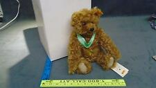 A genine steiff collectible from danbury mint teddybear arms and legs do move