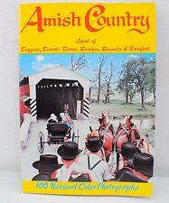 Amish Country Land Of The Buggies, Beards, Barns, Bonnets, & Barefeet (1976)