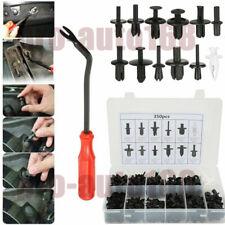350pcs Car Body Plastic Push Pin Rivet Fasteners Trim Moulding Clips Screwdriver (Fits: Dodge Sh 00004000 adow)