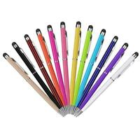 Universal Capacitive Stylus Touchscreen Pen For Ipad Tablet For Samsung PC E6T6