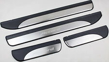 304 Stainless Door Sill Scuff Plate Honda Accord 4DR Sedan 2013 2014 2015 2016