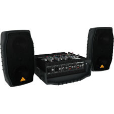 Behringer EUROPORT PPA200 200W 5-Channel Portable PA System with Wireless Option