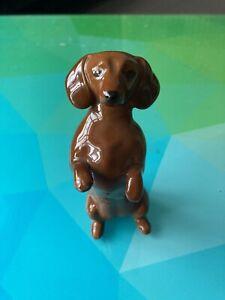 Vintage Wade Dog