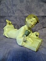 LLADRO NAO - 1997 - PORCELAIN FIGURINE - REPEAT AFTER ME - 1285 - SPAIN