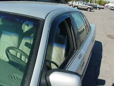 In-Channel Wind Deflectors: 1992-2011 Ford Crown Victoria