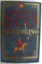 #JL27,, Umberto Eco BAUDOLINO, SC GC