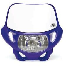Acerbis 0002694 DHH Certified Motorcycle Enduro MX Headlight Unit - Blue WR WRF
