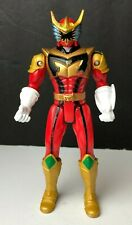 "Power Rangers Mystic Force Dragon Fire Red Ranger 5.5"" Figure 2005 Bandai"