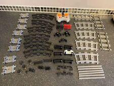 lego train parts bundle job lot.